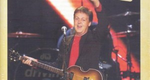 Paul McCartney USA Live 2002 2CD Book