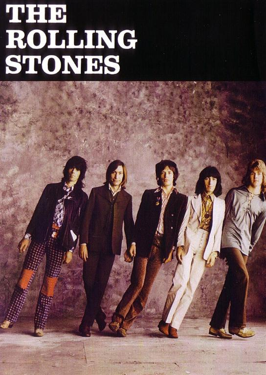 Madison Square Garden: Rolling Stones / The Old Grey Whistle Test / 1DVDR