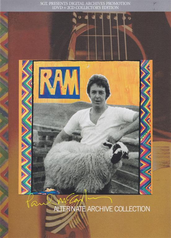 Paul Linda McCartney RAM 1DVD 2CD GiGinJapan
