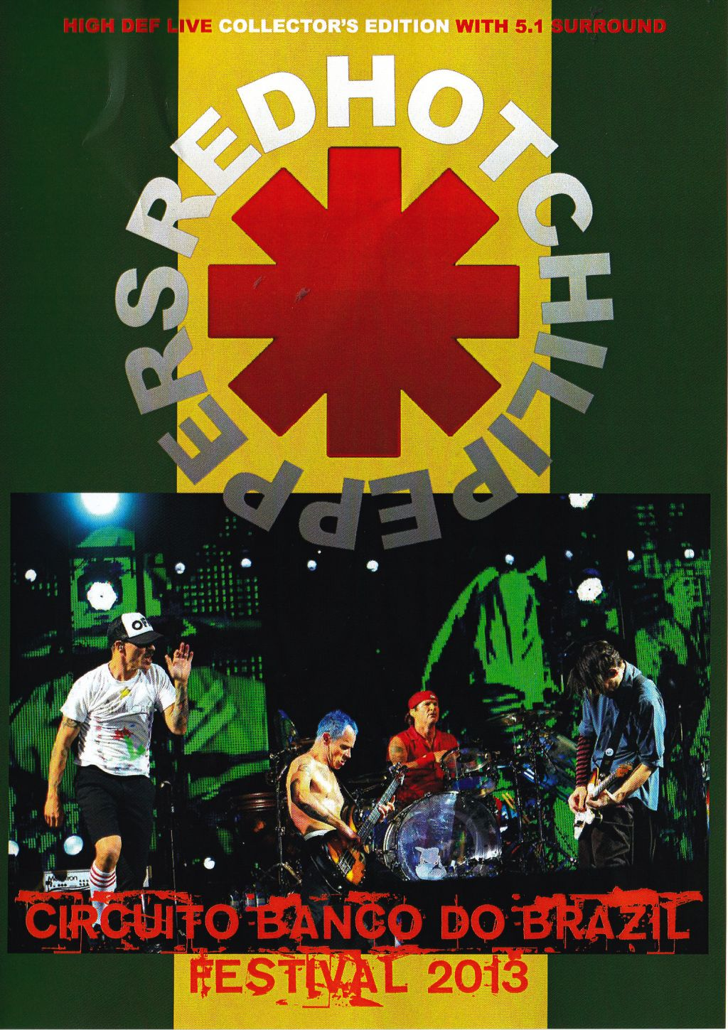 Circuito Banco Do Brasil : Red hot chili peppers circuito banco do brazil festival