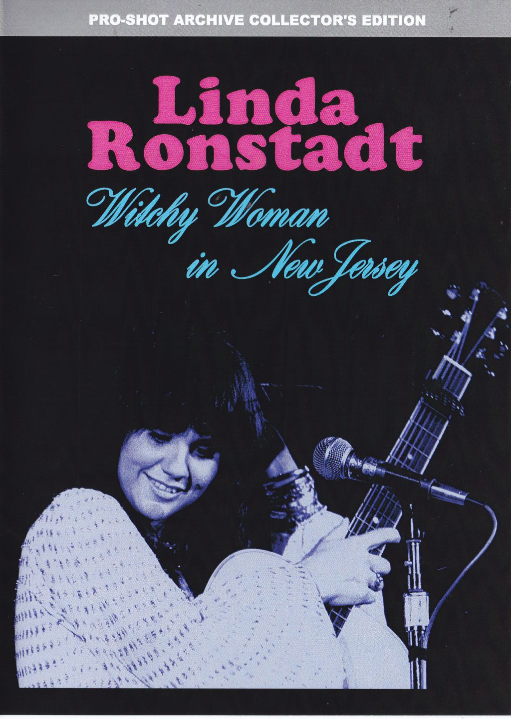 Linda Ronstadt Witchy Woman In New Jersey 1dvdr