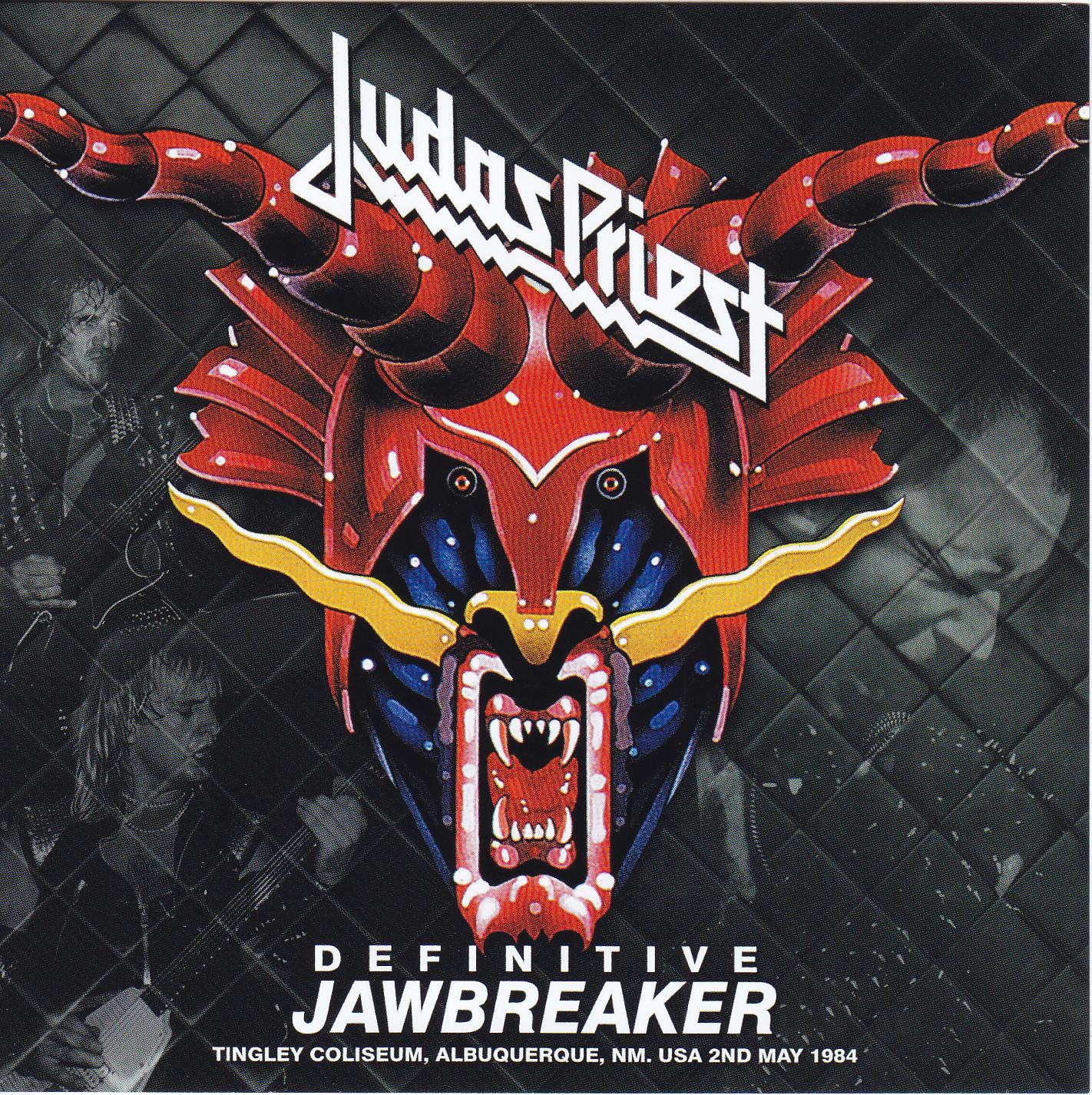 Judas Priest / Definitive Jawbreaker / 2CD – GiGinJapan