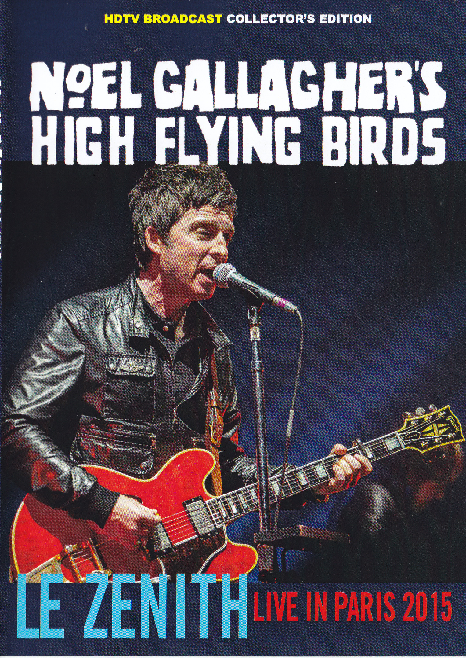 noel gallagher zenith paris 2018 Noel Gallaghers High Flying Birds / Le Zenith Live In Paris 2015  noel gallagher zenith paris 2018