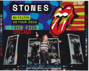 Rolling Stones / No Filter US Tour 2019 Soldier Field