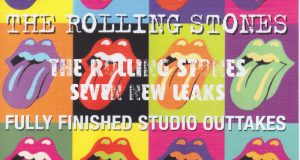 Official Licensed-The Rolling Stones-classique de la langue Track Top Jagger